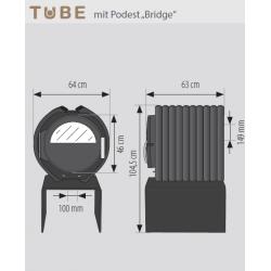 Tube Bridge by EHV®