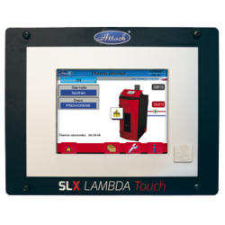 Attack SLX Lamda Touch Display