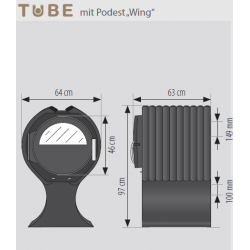 Tube Wing by EHV®