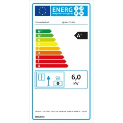 Energielabel Bjoern