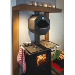 Jacobus 9 Cook Backofen